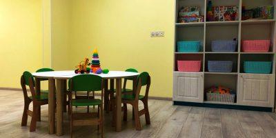 Дитячий садок у м. Вишгород «Пізнайки-Розвивайки». Умови для дітей